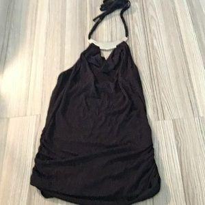 4 for $8 Black halter top